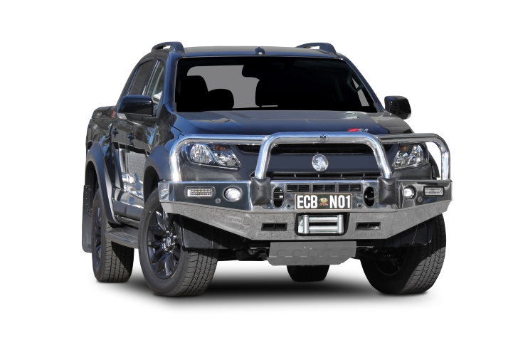 Big Tube Bar® Winch Compatible with Bumper Lights (code: EAH156SY)